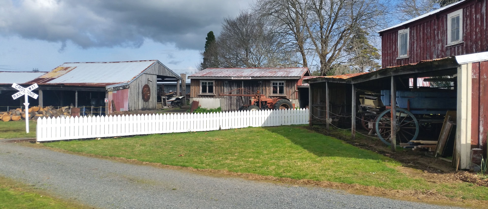Pioneer Village Kaikohe - Museum and History Tours