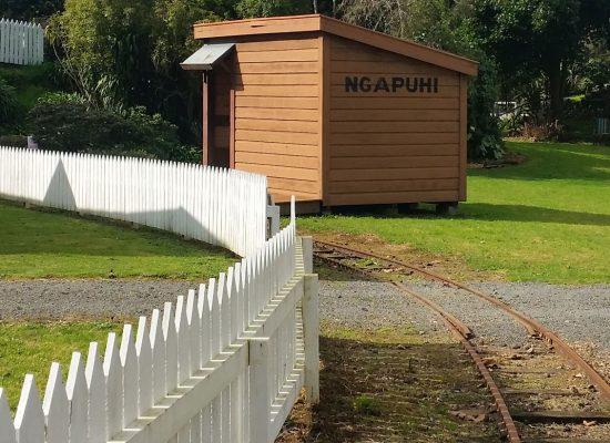 Ngapuhi Flag Station Restoration